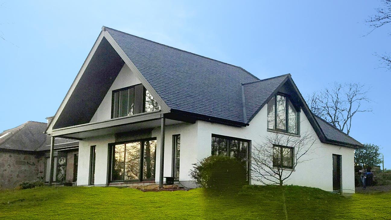 Self Build Timberframe Home Kits